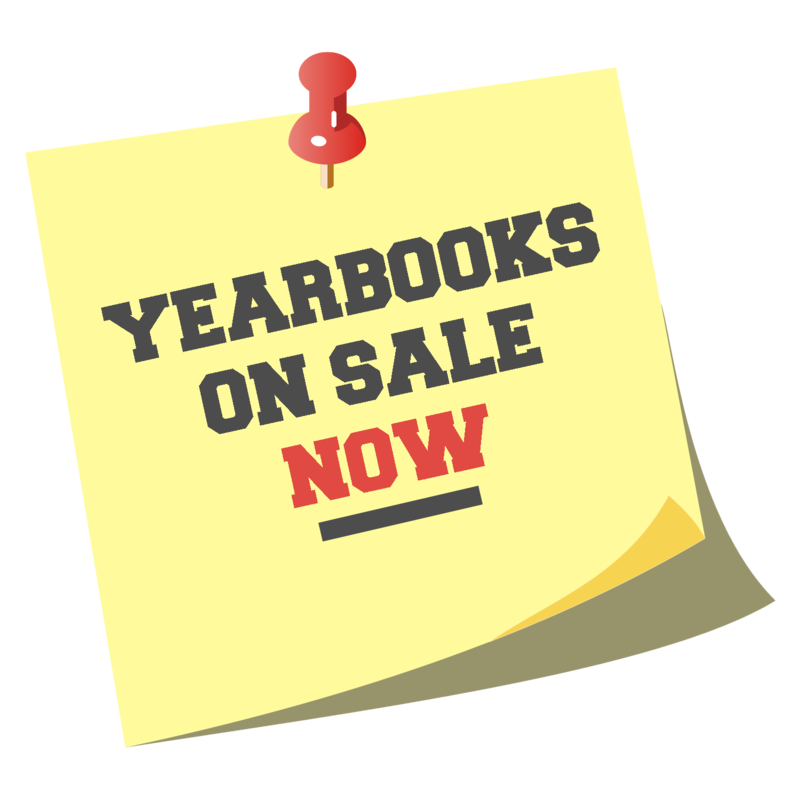 Yearbook post it note image - small
