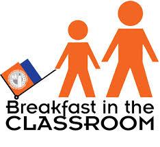 Breakfast In the Classroom has begun!