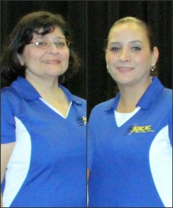 Starring on the Tiger Spotlight this week is Doris Rosales and Leticia Mercado, ECC 9th grade Biology Teachers.