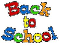 Back to School Day!
