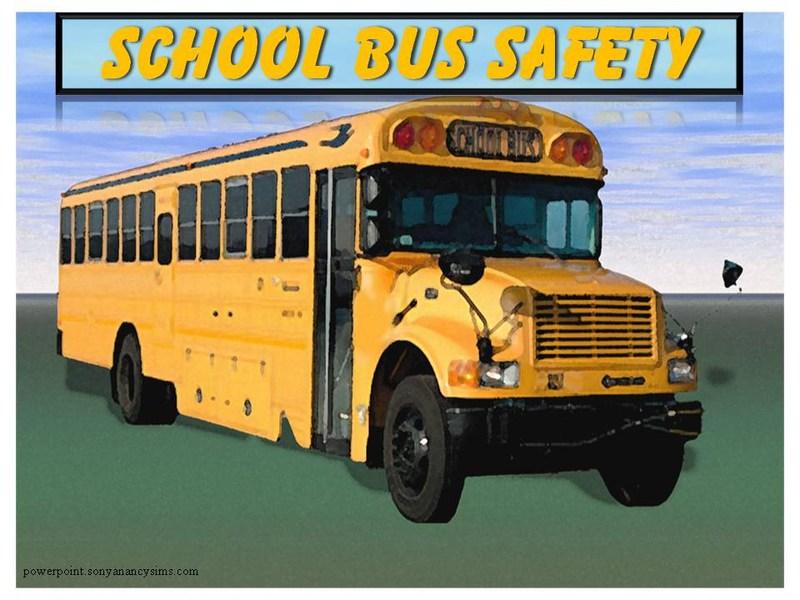 Bus Safety Logo