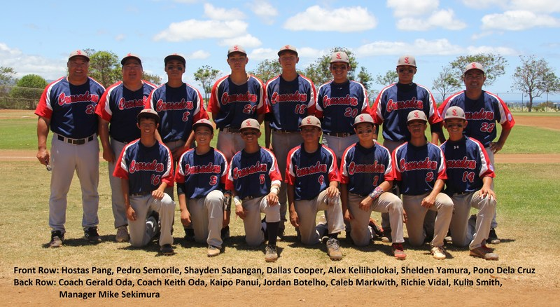 13U Baseball State Champions Play Their Hearts Out at Regionals