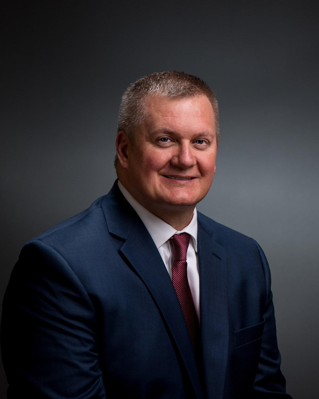 photo of Superintendent Bearup
