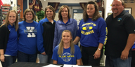 Roberts signs with University of Delaware Thumbnail Image