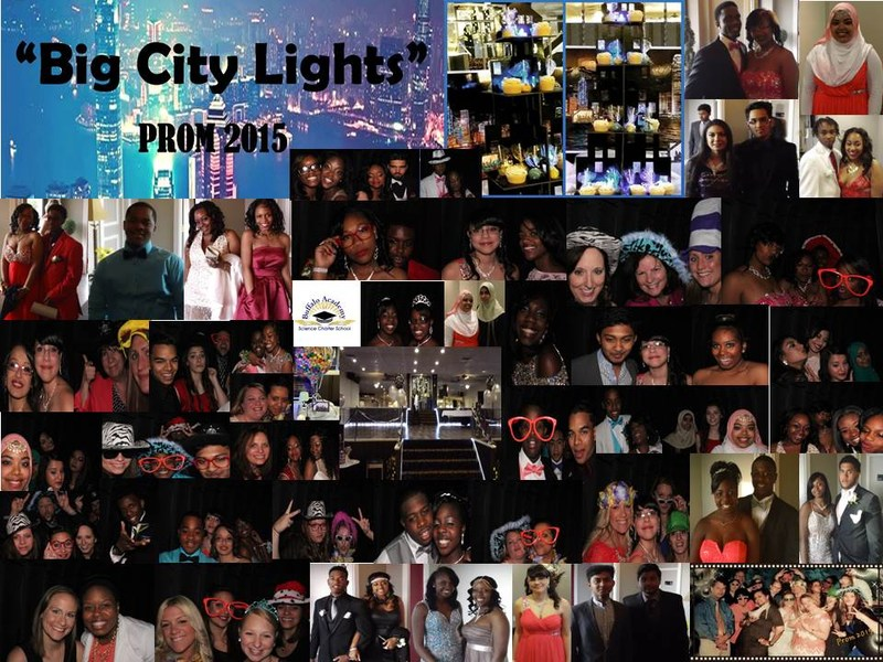 Big City Lights (Prom 2015)