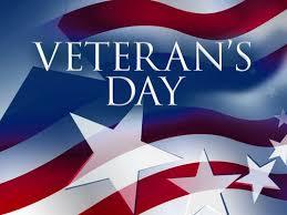 High School Veterans Day Program Nov. 11