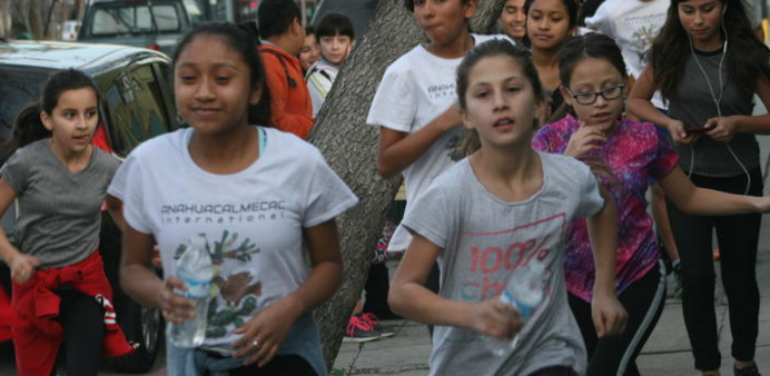 Diario Hoy - Feb 1. 2016 Noticias sobre Anahuacalmecac Soaring Eagles Running Club
