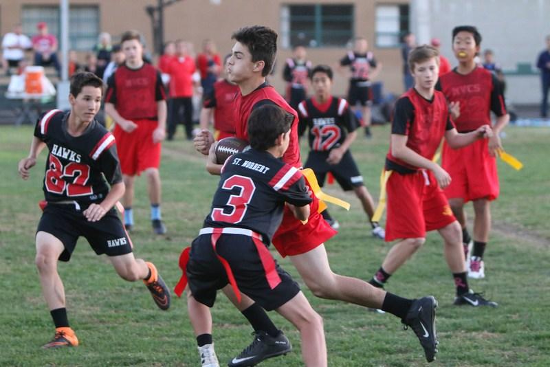 MVCS WINS FOOTBALL CHAMPIONSHIP