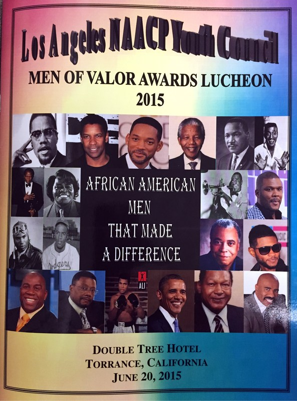 Perkins Named One of the NAACP's Men of Valor