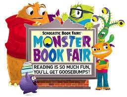 It's Book Fair Time!!