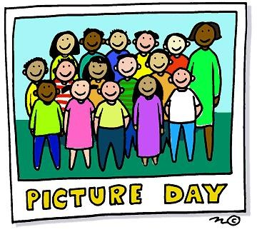 REMINDER!!! School Pictures are on OCTOBER 1st (THURSDAY)