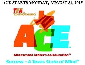 ACE Program Begins Monday
