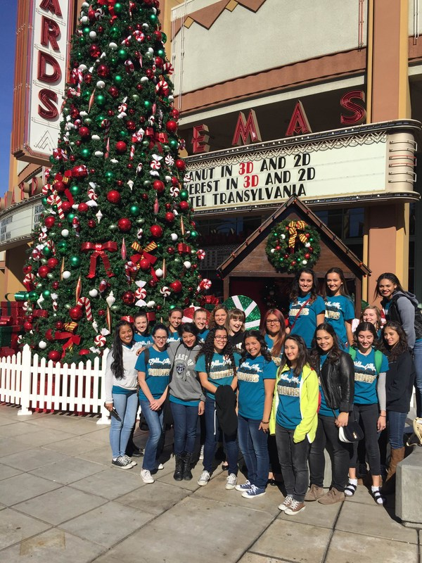 GV Choir Take Highest Honors at Placentia Invitational Choral Festival