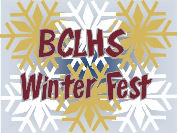BCLHS Winter Fest: Festival de Comida - December 11, 2-5pm
