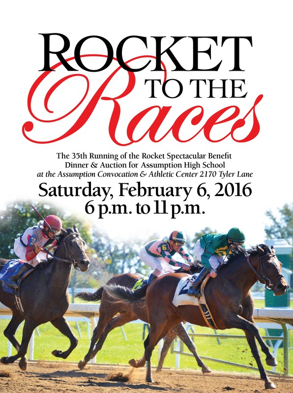 Get Your Tickets Now for Rocket Spectacular 2016: Rocket to the Races