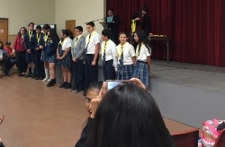 Congratulations to our Deanery Science Fair Participants