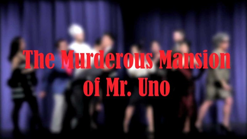 VHS Presents the Murderous Mansion of Mr. Uno
