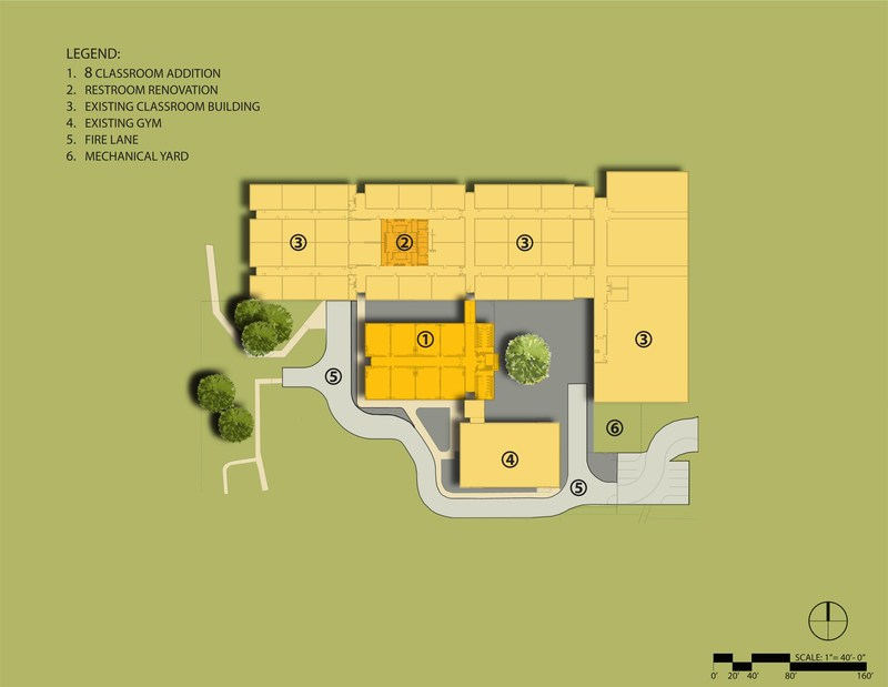 Floor Plans For New Facilities