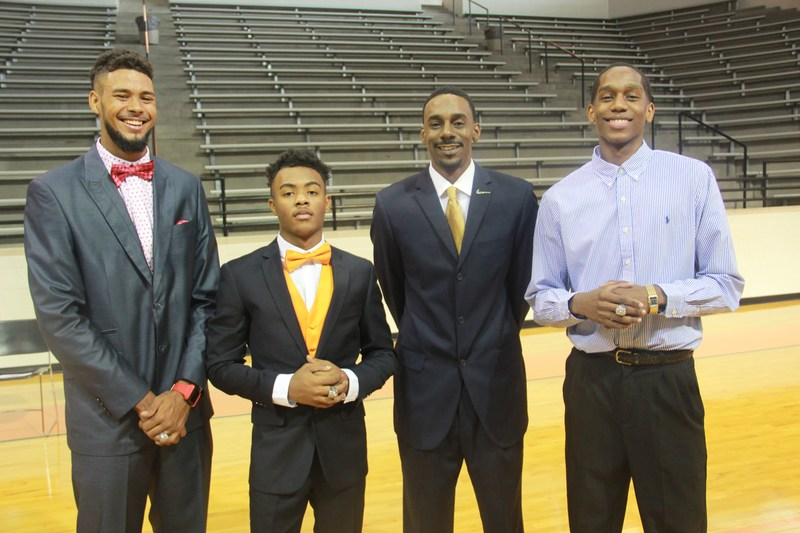 Three Lancaster High School Student-Athletes Commit to NCAA Division 1 Schools