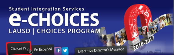 CHOICES Application Period for 2016-2017 Magnet and Permits with Transportation Programs