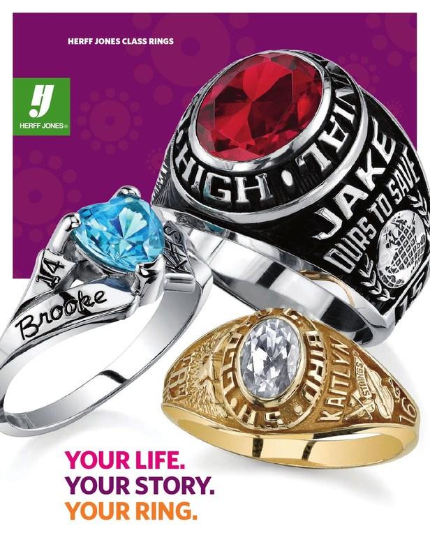 Herff-Jones Class Rings