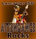 """Lancaster ISD """"Attendance Rocks' Parenting Tips"""
