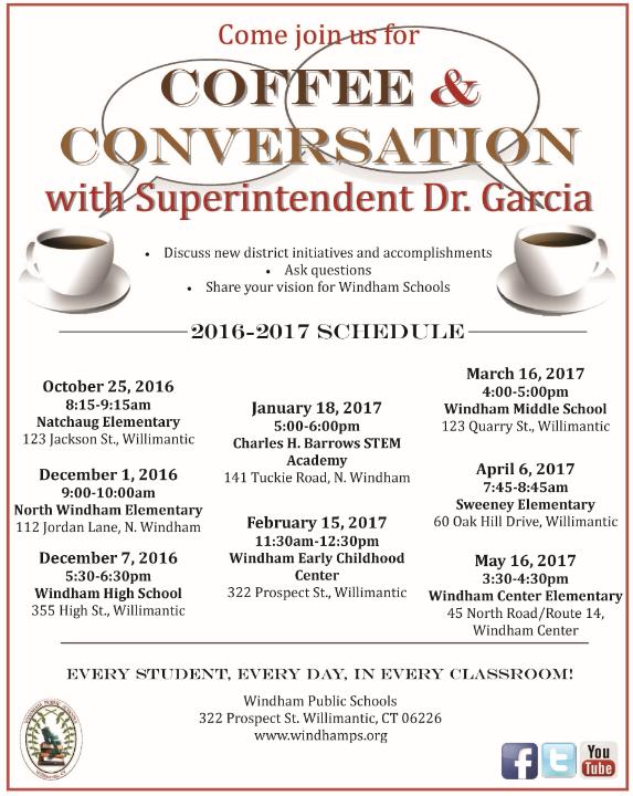 Coffee & Conversation Thumbnail Image