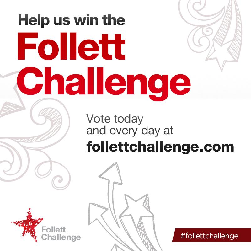 Follet Challenge!