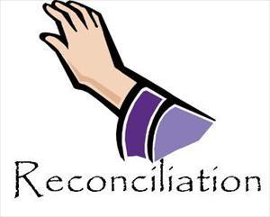 Lenten Reconciliation Service