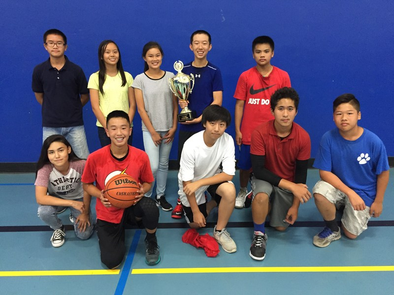 Congratulations to Our 7th and 8th Grade Garvey Cup Basketball Champions Thumbnail Image