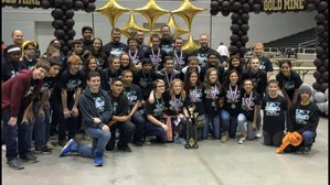 HMS Robotics Finishes 2nd Overall in Texas BEST Championship