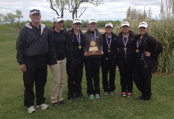 LADY CAT GOLFERS ARE REGIONAL CHAMPS!