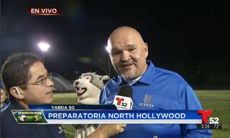 NH Featured LIVE on Telemundo 52