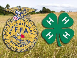 ATTENTION 4H & FFA Members