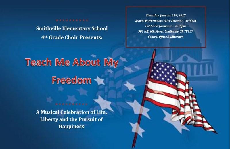 4th Grade Choir Presents