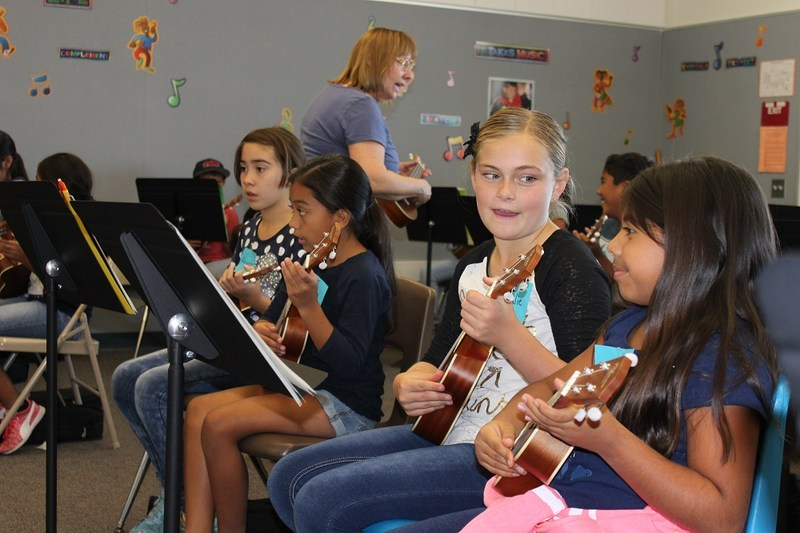 Norwalk-La Mirada Unified Expands Music Instruction to  All Elementary Schools, Launches Glenn High Choir