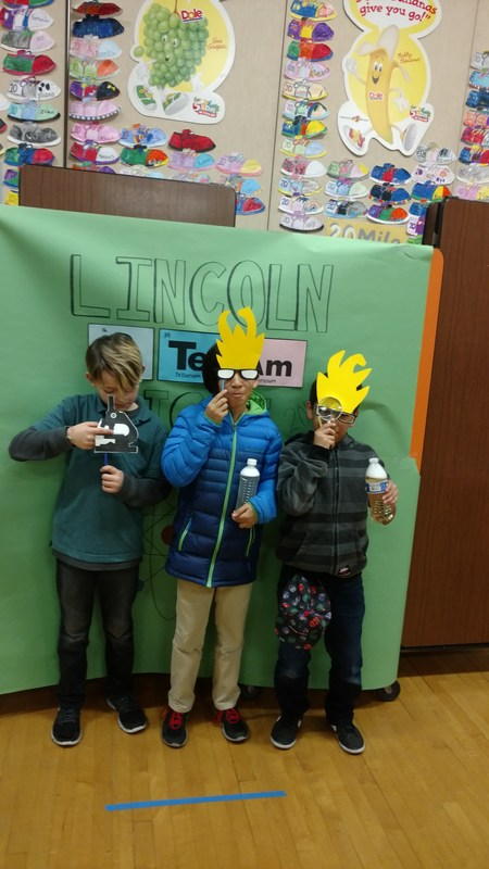 Lincoln STEAM Night! Thumbnail Image