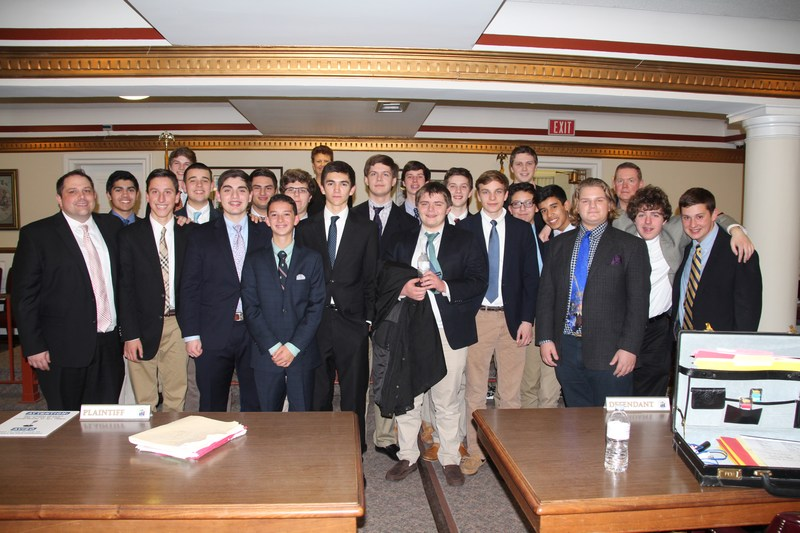 Mock Trial Continues Streak in Union County