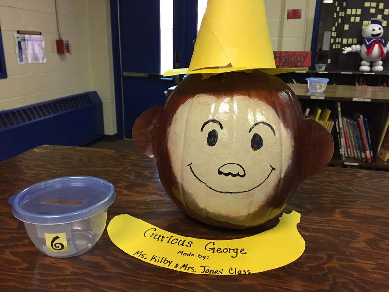Literary Pumpkin Contest Thumbnail Image