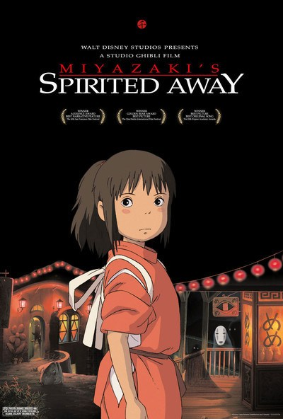 TAFA Presents: Spirited Away