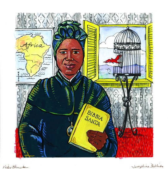 Today is the Second International Day of Prayer and Awareness Against Human Trafficking, and the feast of Saint Josephine Bakhita.