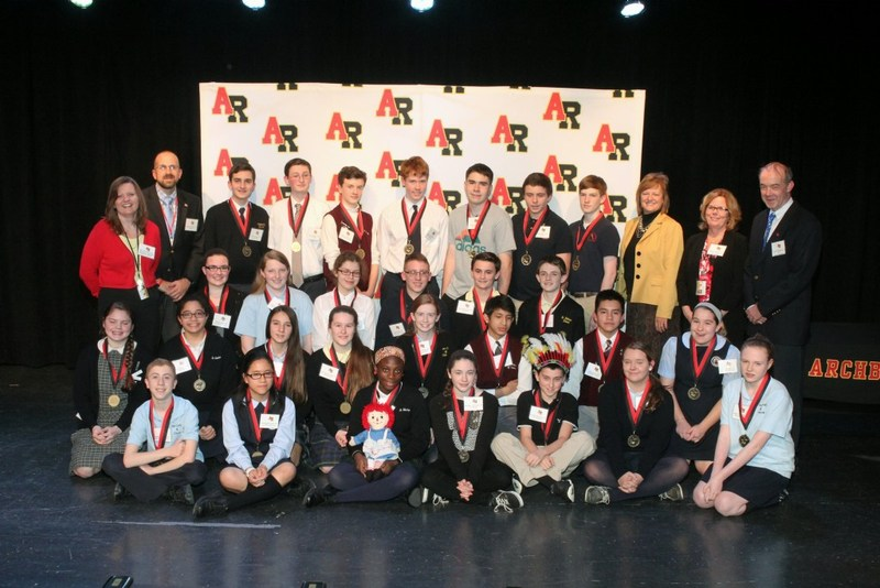 Archbishop Ryan Class of 2020 Scholarship Reception