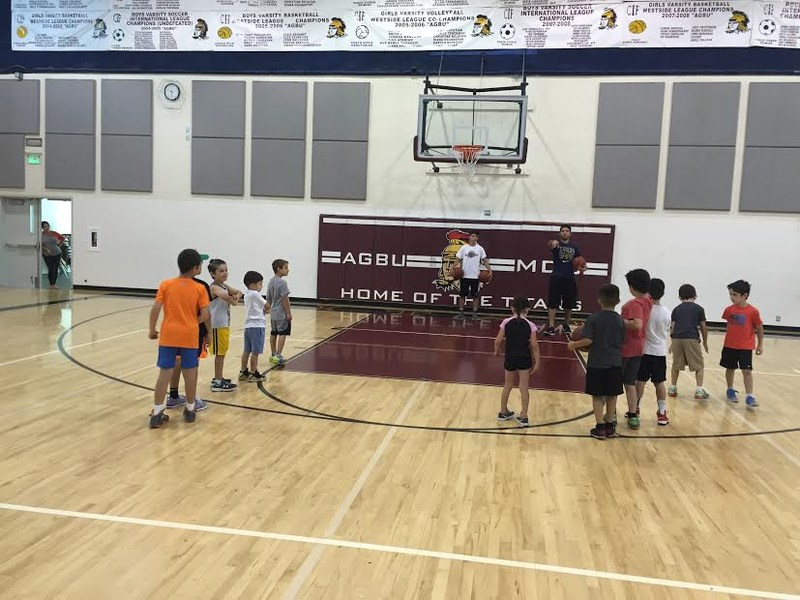 Summer Camps in Full Gear