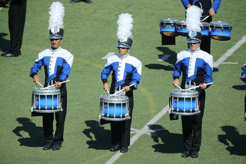 Wildcat Band Advances to UIL Area Marching Contest
