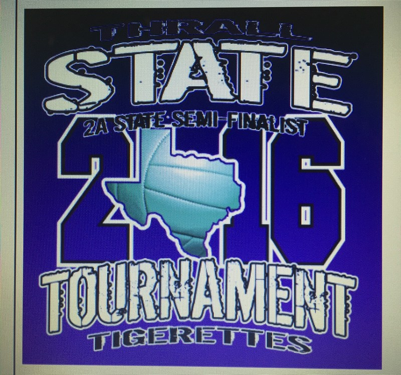 State Volleyball T-Shirt Orders DUE Thumbnail Image