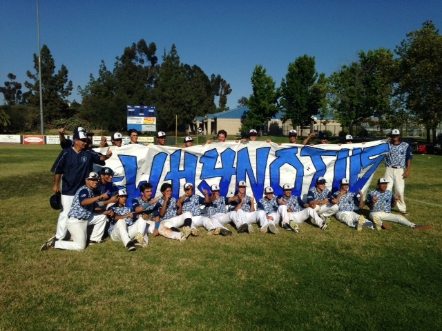 Walnut Baseball goes to CIF Division 3 Finals
