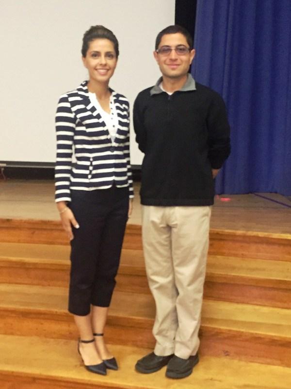 5th Grade Presentation with Dr. Shekherdimian