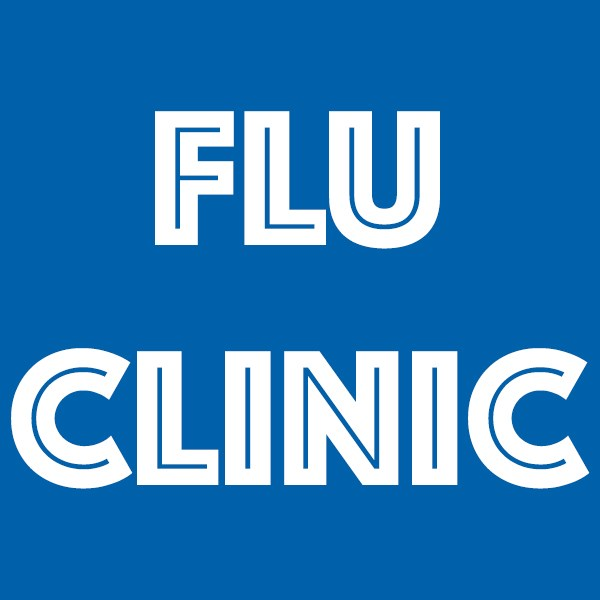 Flu Clinic Graphic