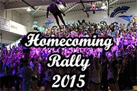 Homecoming Rally 2015 Photo Gallery