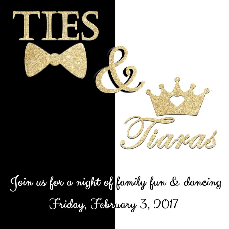 Save the Date: Ties & Tiaras Thumbnail Image